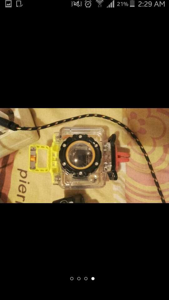 Imagen cámara go pro