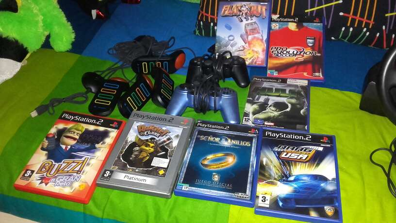 Imagen producto Play Station completa 3