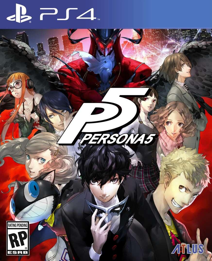Imagen Persona 5 ps4