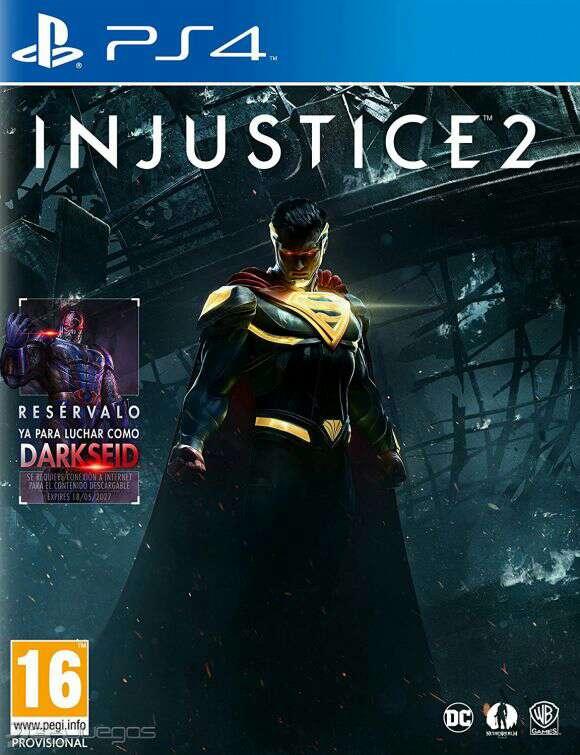 Imagen Injustice 2 ps4
