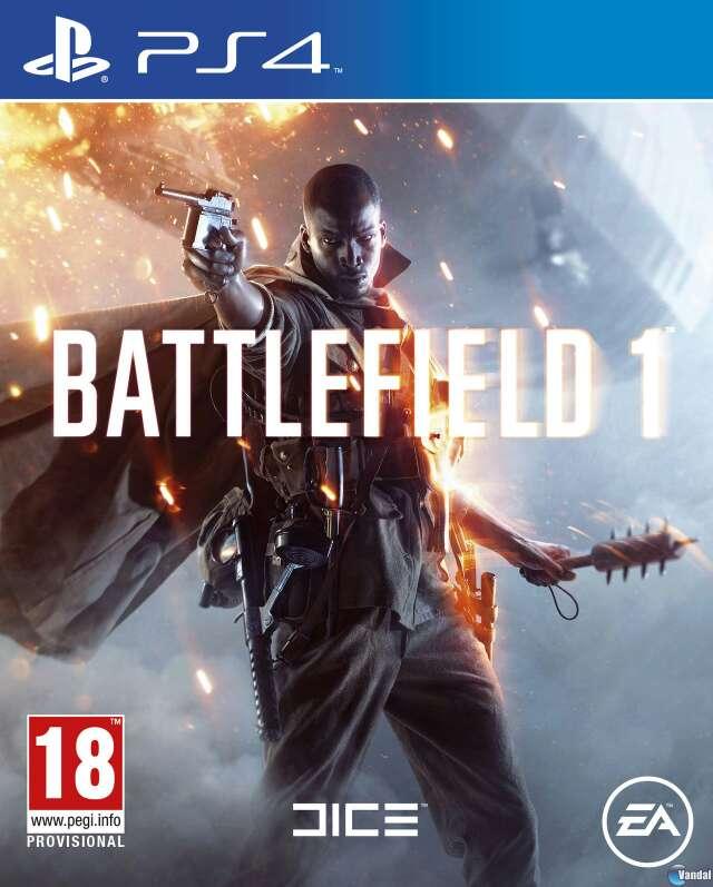 Imagen Battlefield 1 para ps4