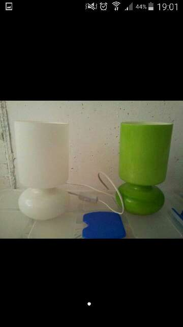 Imagen vendo lámpara de mesilla