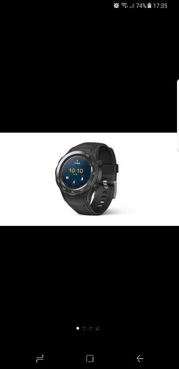 Imagen reloj smartwatch huawei