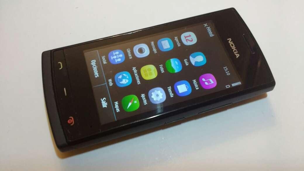 Imagen Nokia 500 LIBRE