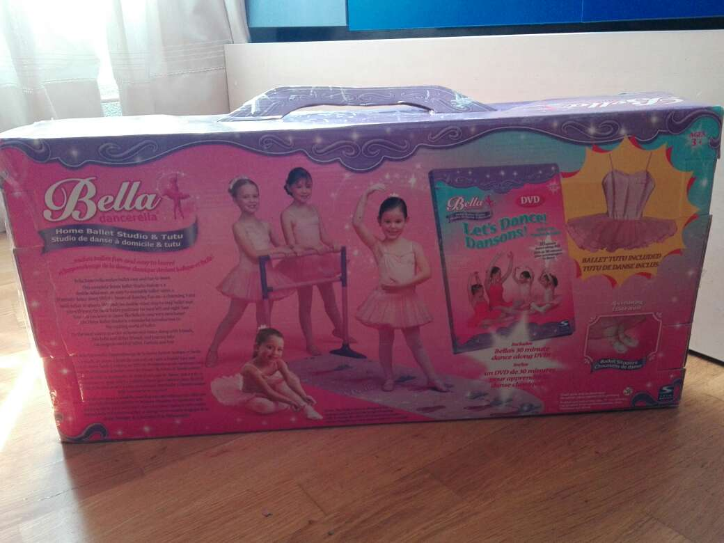 Imagen producto Juego de ballet para niñas de 3 en adelante 2