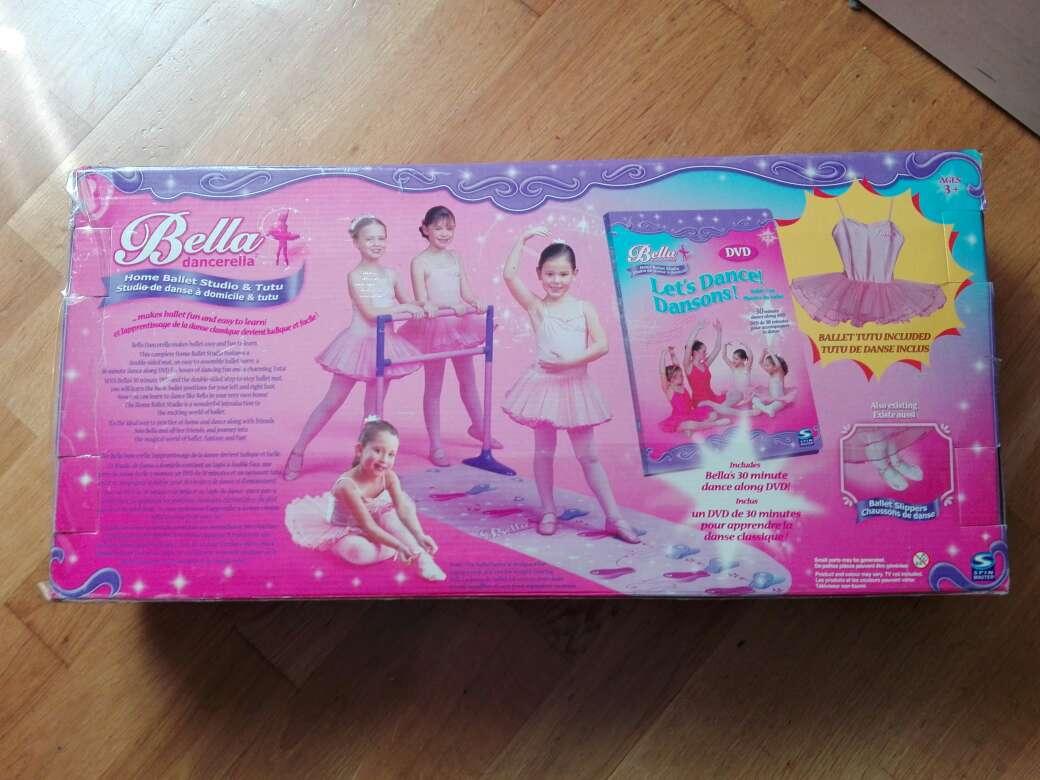 Imagen juego de ballet para niñas de 3 en adelante