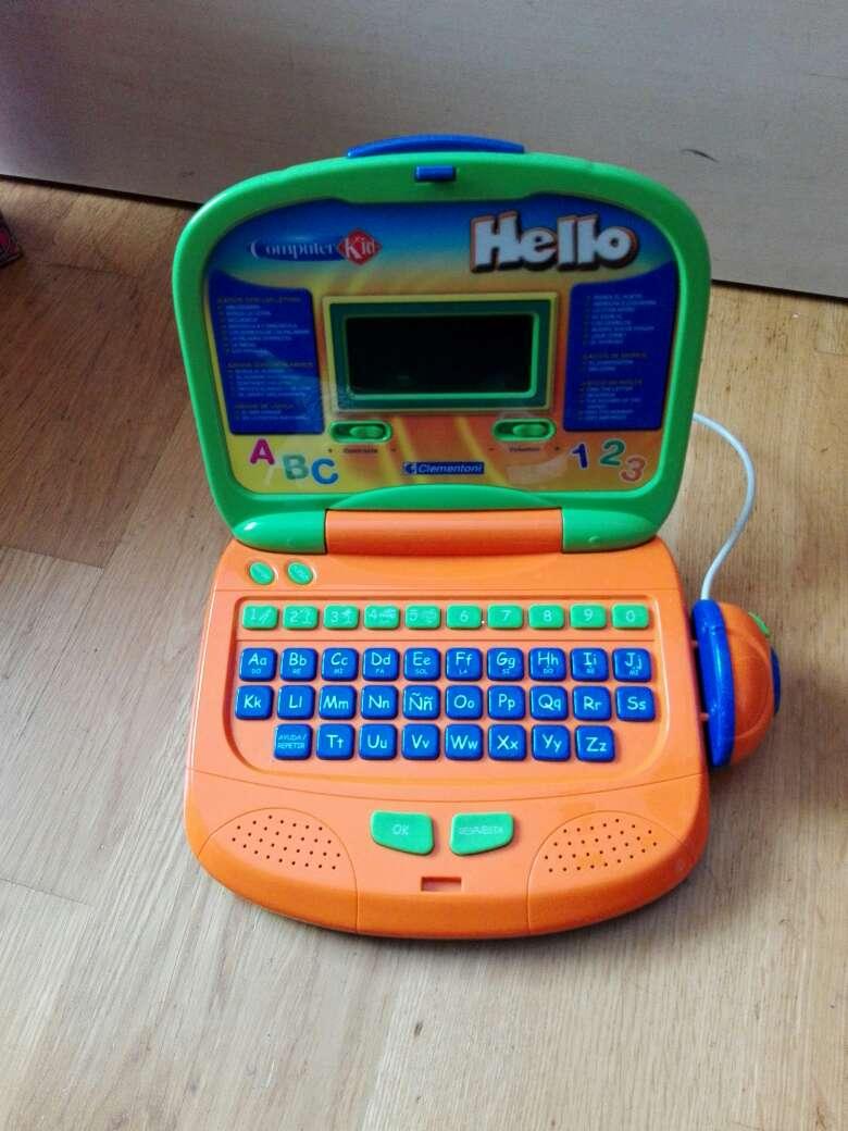 Imagen producto Portátil de juguete 2