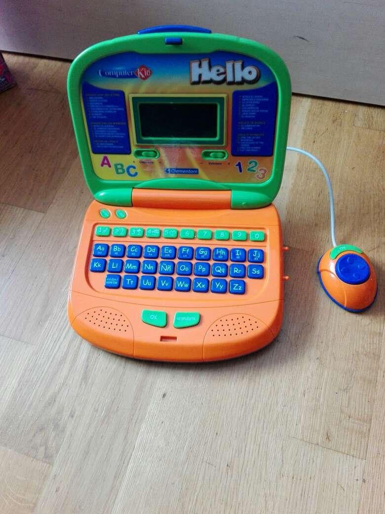 Imagen producto Portátil de juguete 3