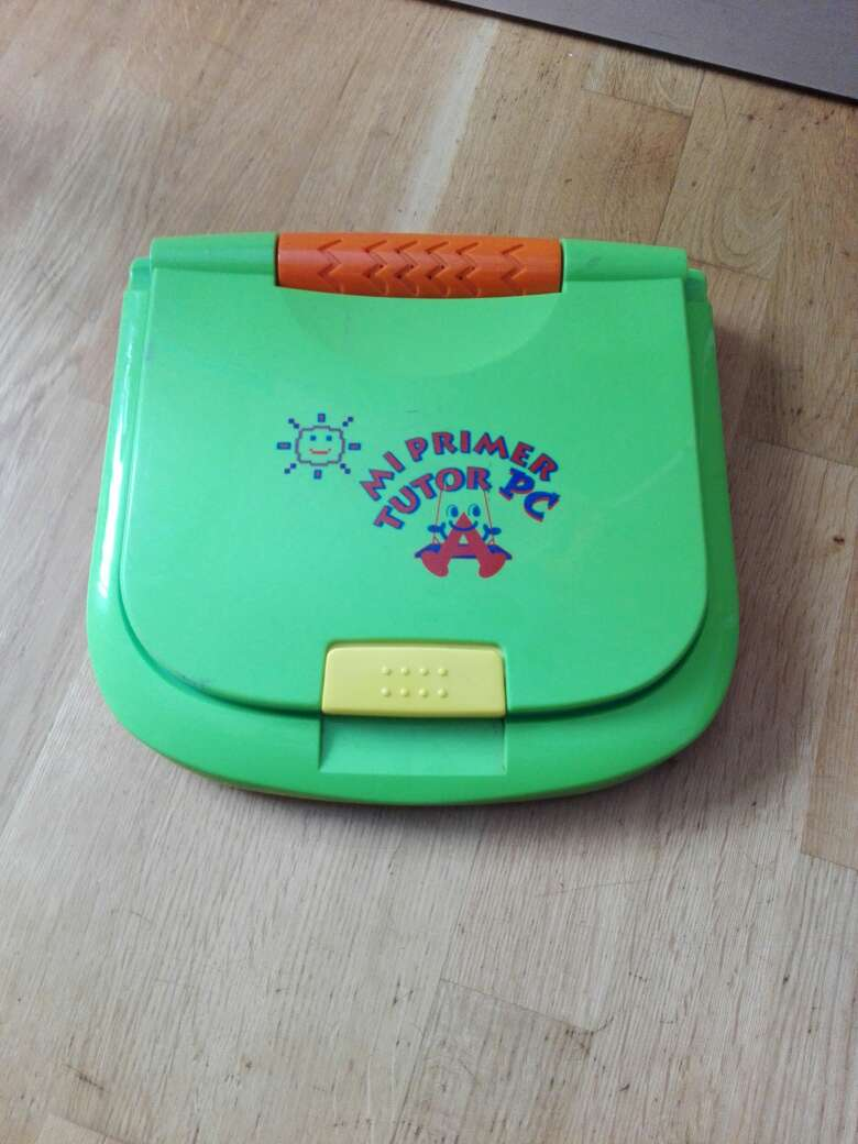 Imagen producto Portátil de juguete para niños 2