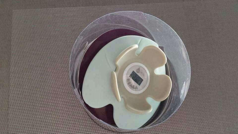 Imagen vendo termómetro digital
