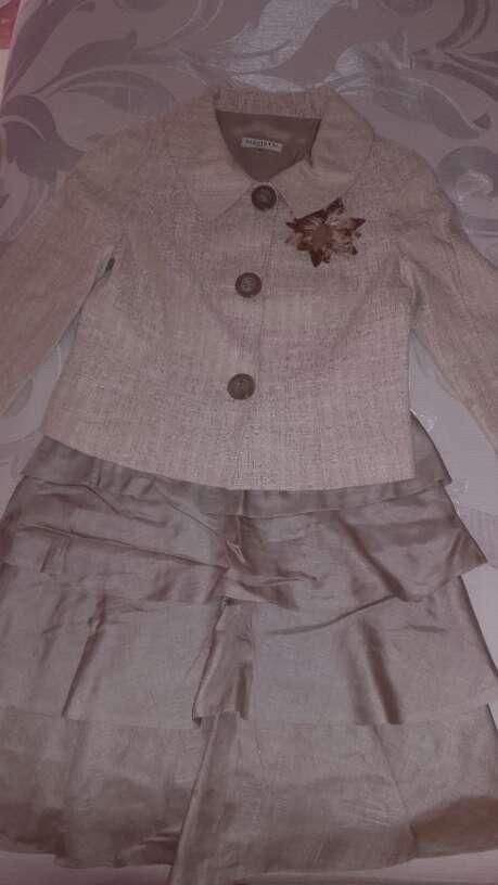 Imagen Conjunto de falda y chaqueta.