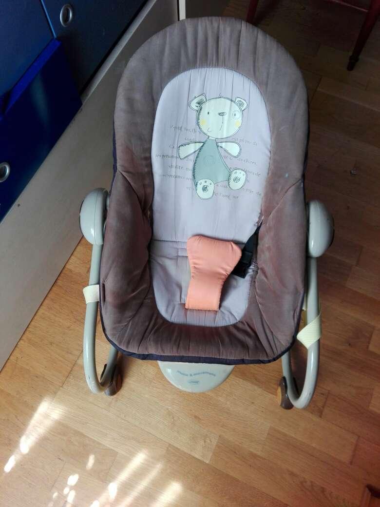 Imagen Hamaca para bebe