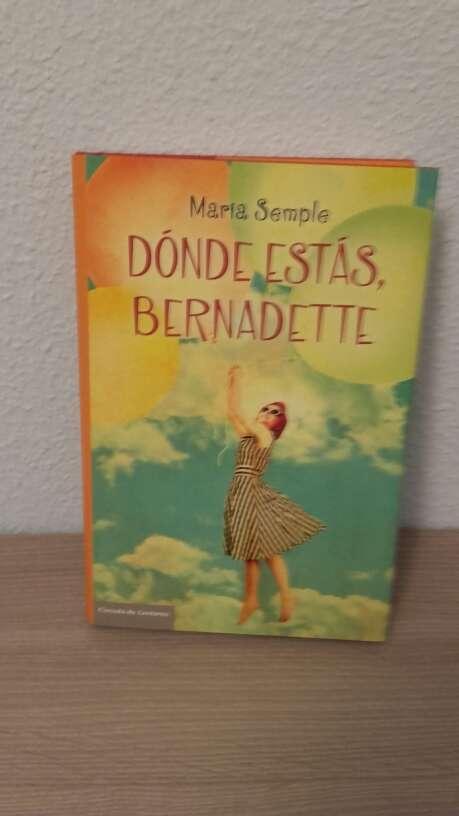 Imagen Dónde estás Bernardette
