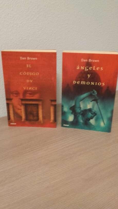 Imagen El código Da Vinci/ Ángeles y demonios.