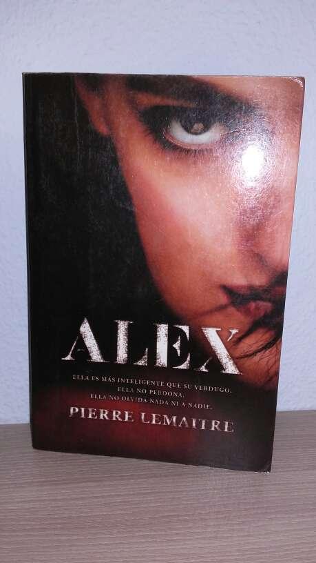 Imagen Alex, de Pierre Lemautre.