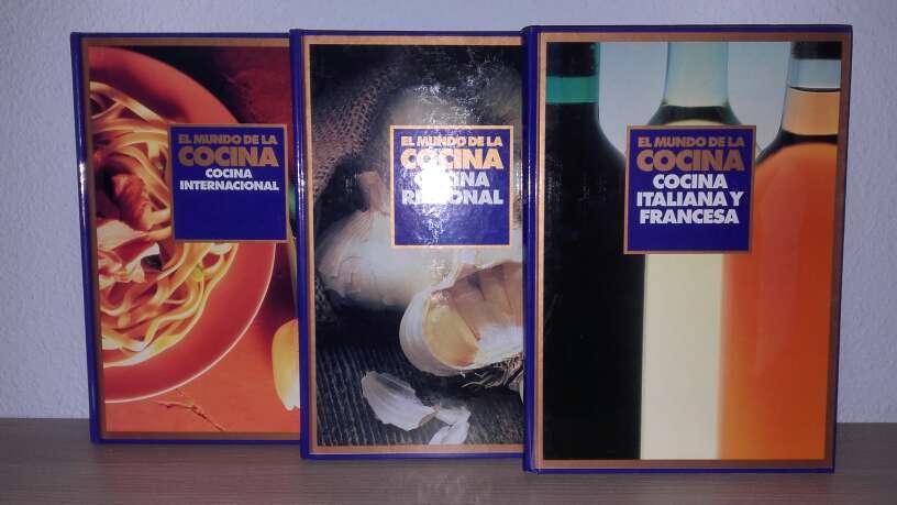 Imagen Colección libros de cocina