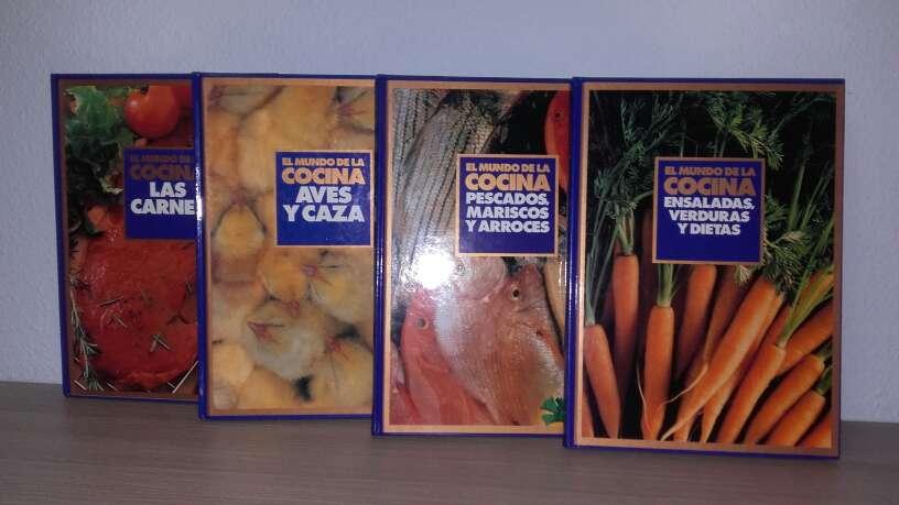 Imagen producto Colección libros de cocina 3