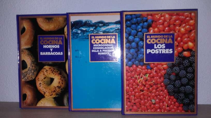 Imagen producto Colección libros de cocina 4