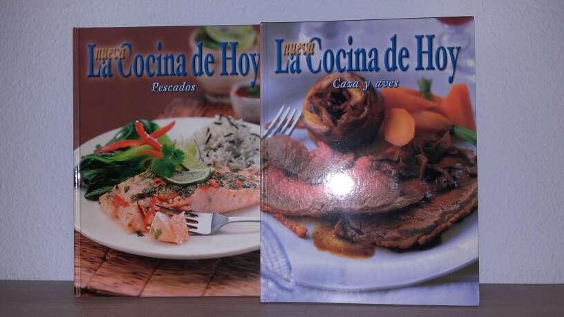 Imagen Libros para aprender a cocinar.