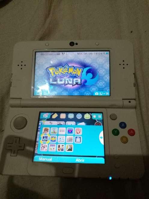 Imagen producto New 3DS de 32GB 2