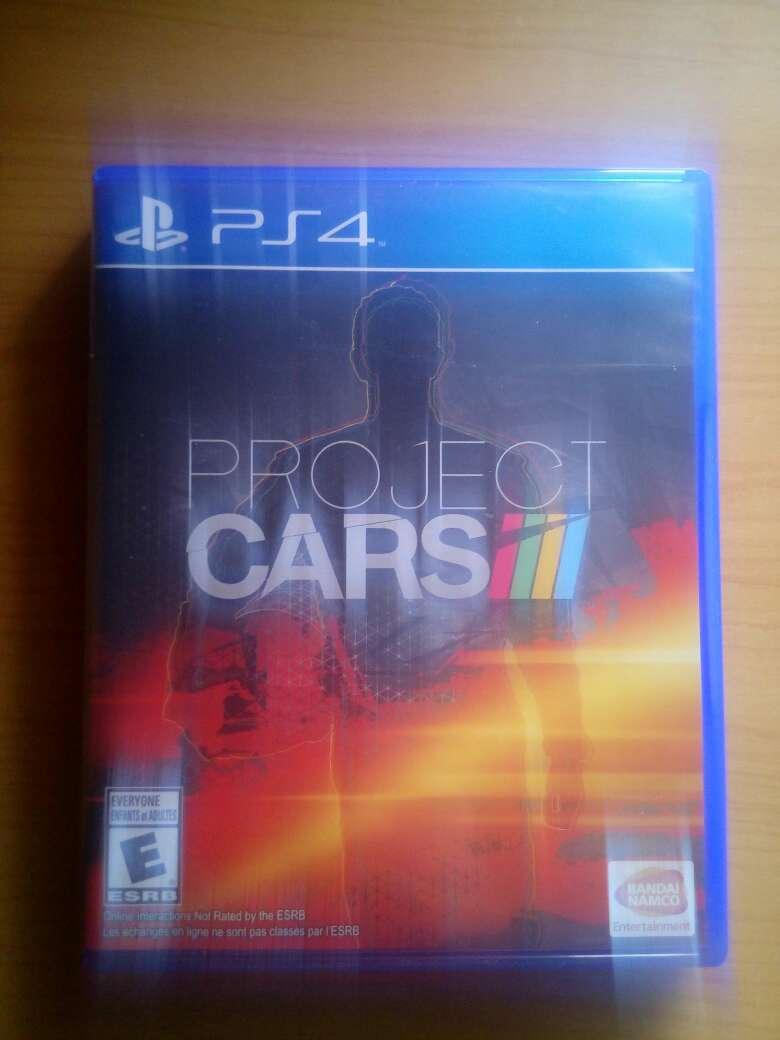 Imagen project cars ps4