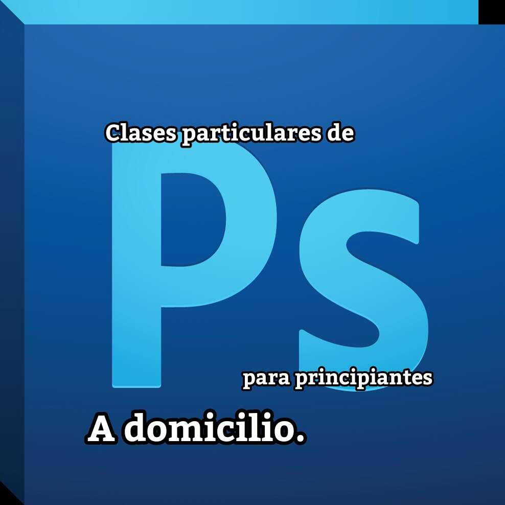 Imagen Clases particulares de Photoshop