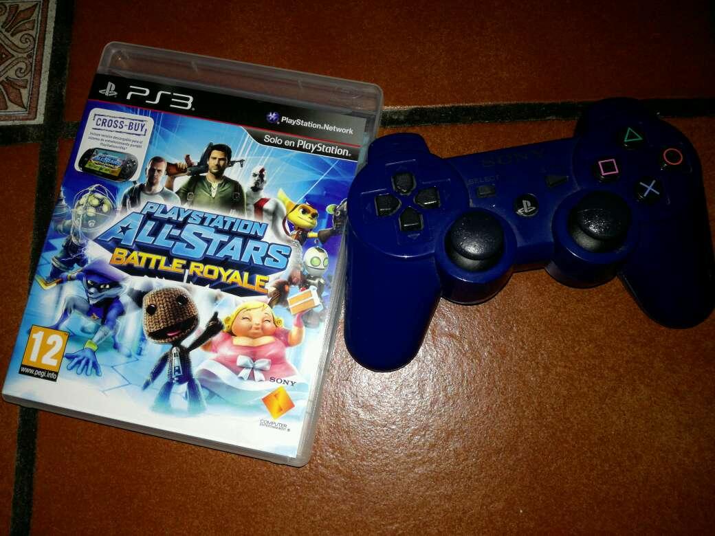 Imagen Mando + juego All Stars battle royale