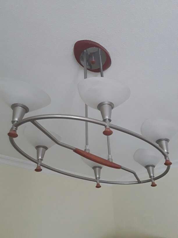 Imagen Lampara de techo de salón comedor