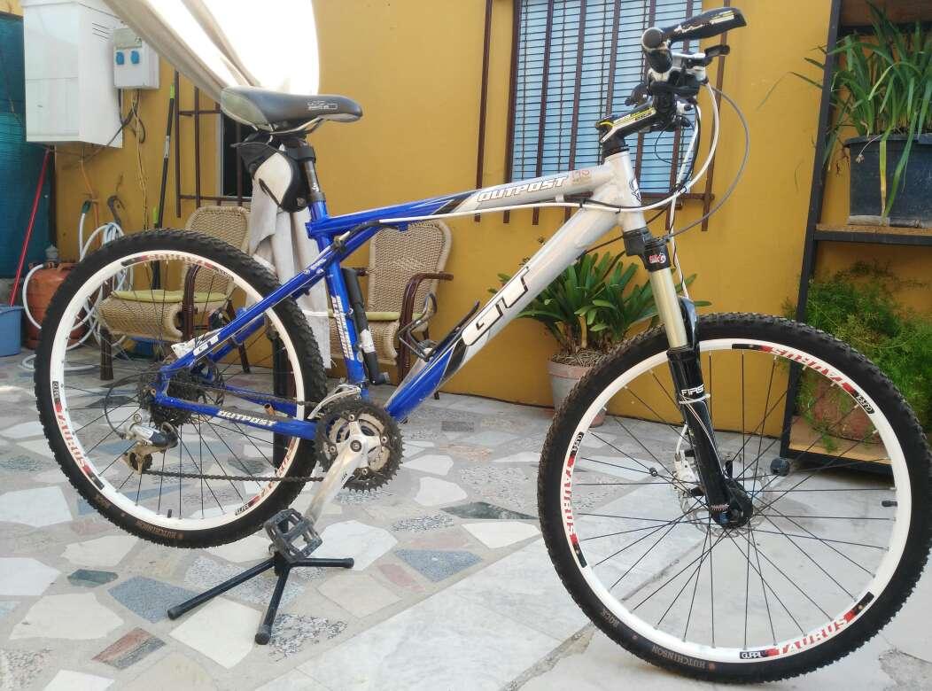 Imagen producto Bicicleta mtb gt 4