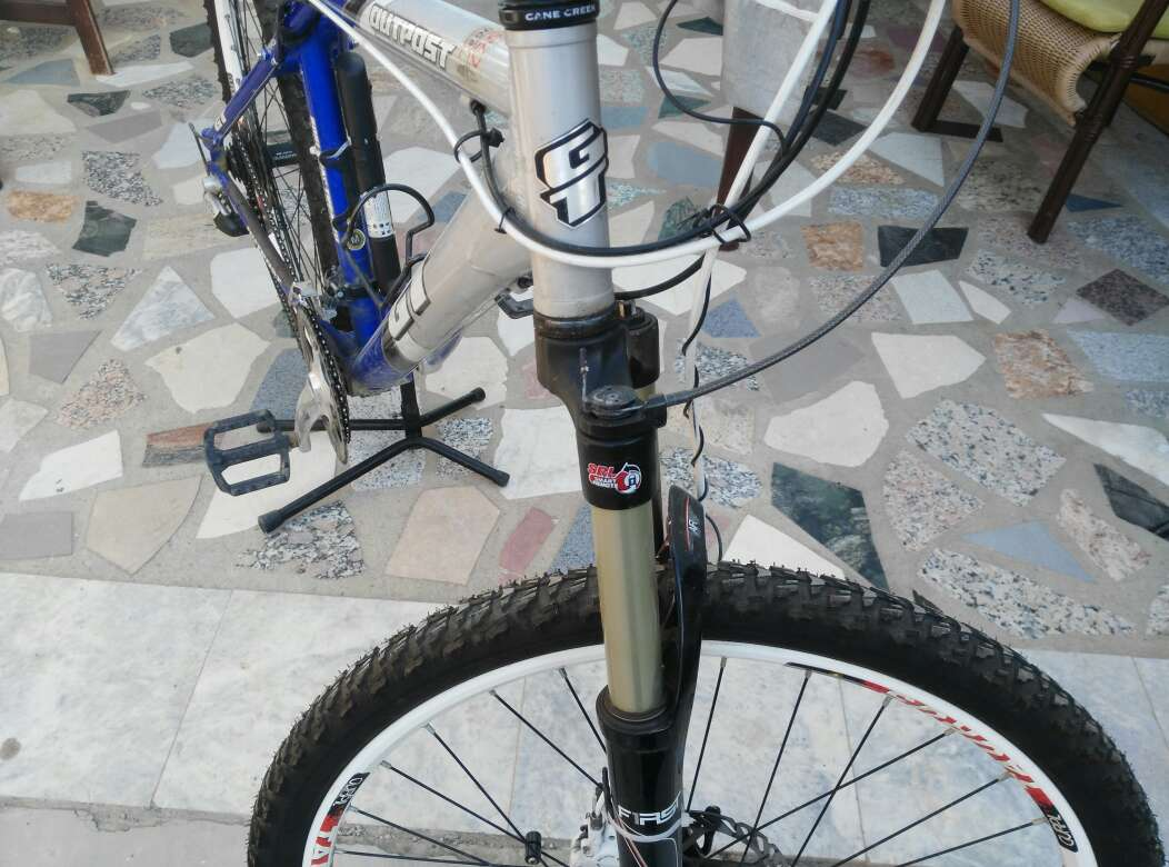 Imagen producto Bicicleta mtb gt 3