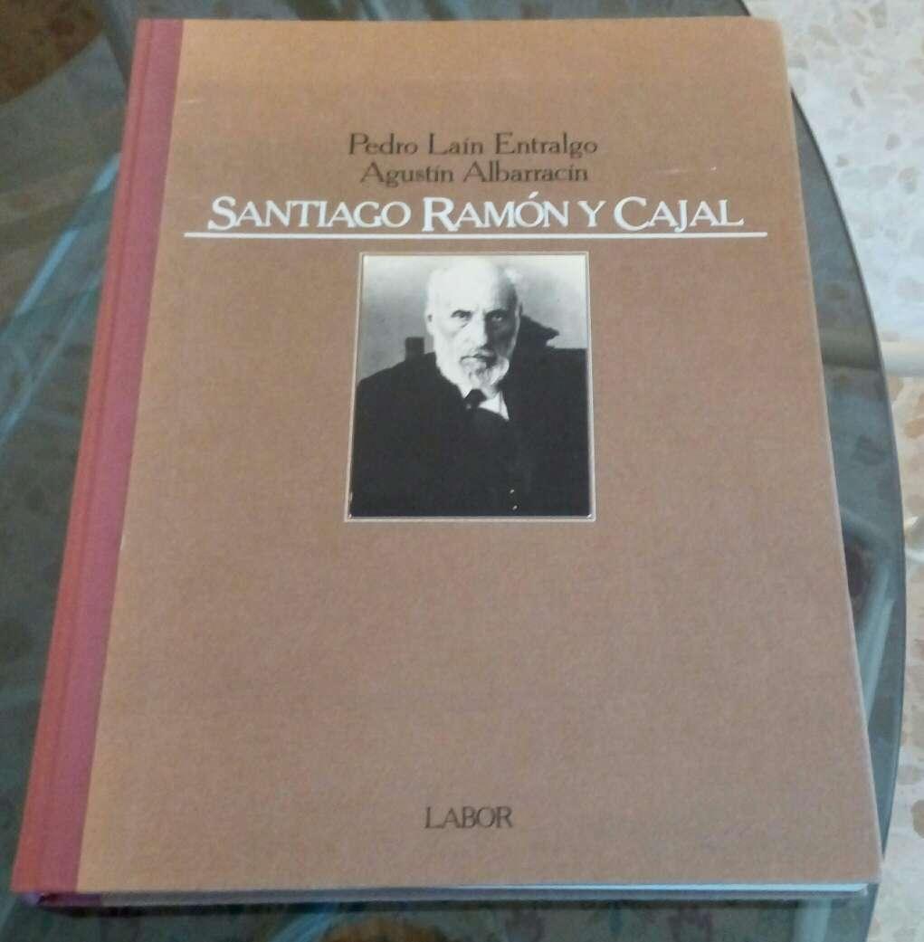 Imagen Ramon y cajal biografía premio nobel. Muy buen estado