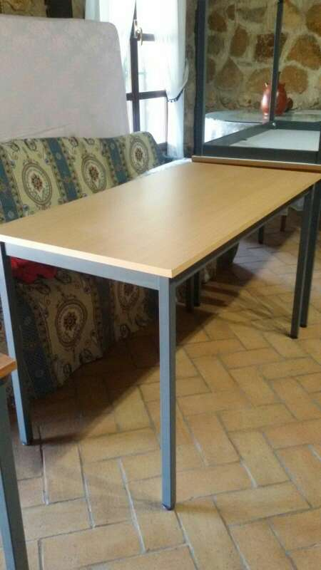Imagen mesas de madera