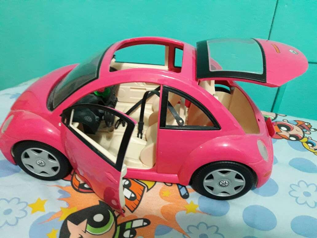 Imagen producto Coche+barbie+Kenia ropa 4