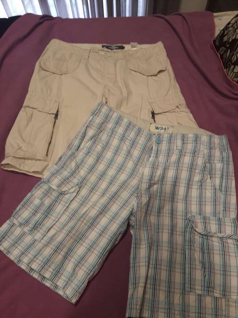 Imagen pack 2 pantalones chico t-42