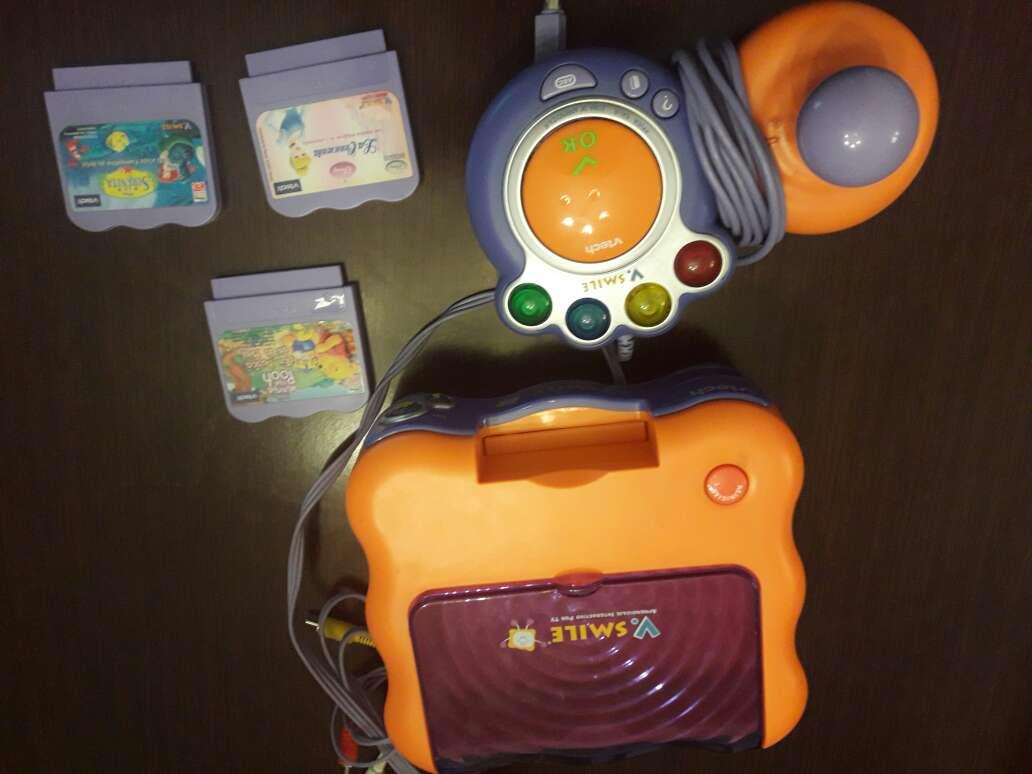 Imagen producto Consola para los mas peques! 1