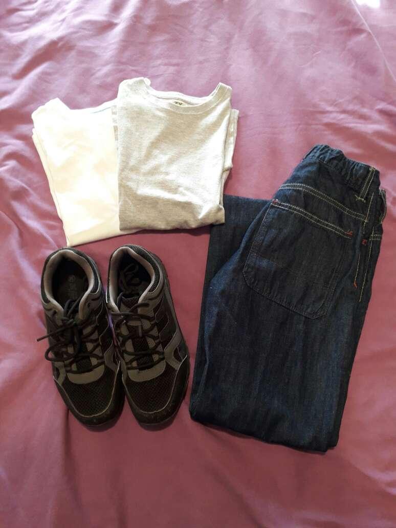 Imagen pack ropa niño.t 8-9