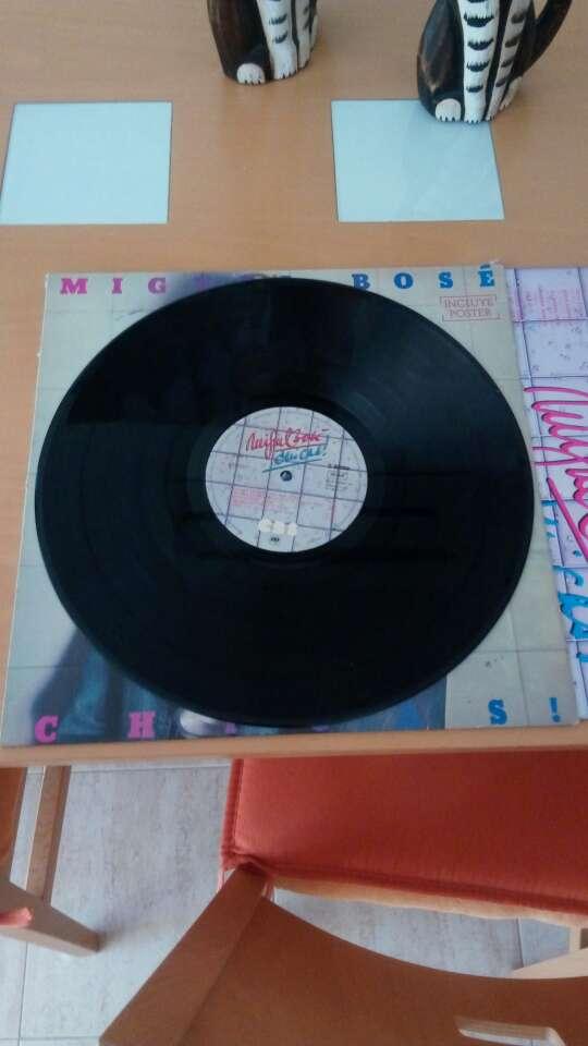 Imagen producto Disco vinilo Miguel Bosé (chicas) 2