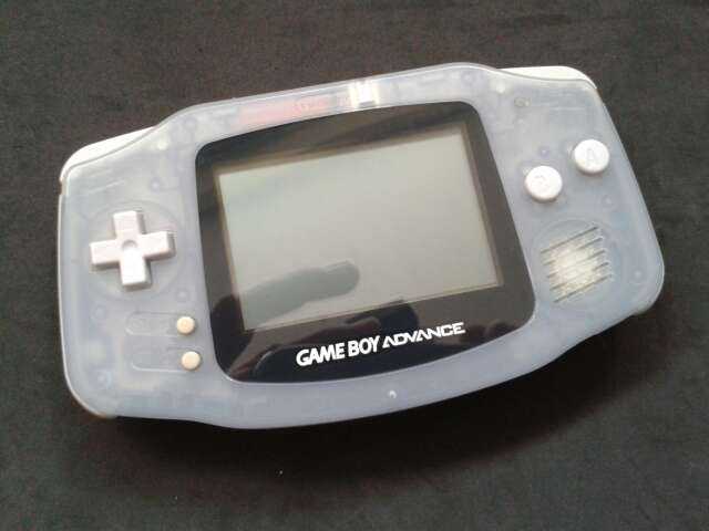 Imagen Game Boy Advance Transparente