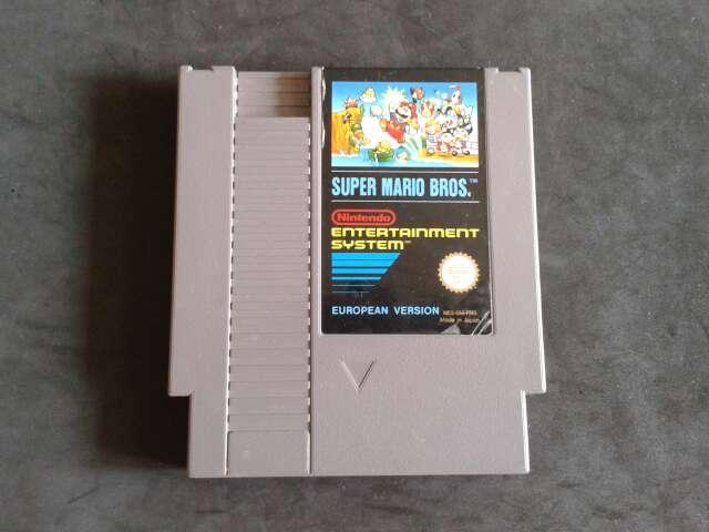 Imagen Super Mario Bros