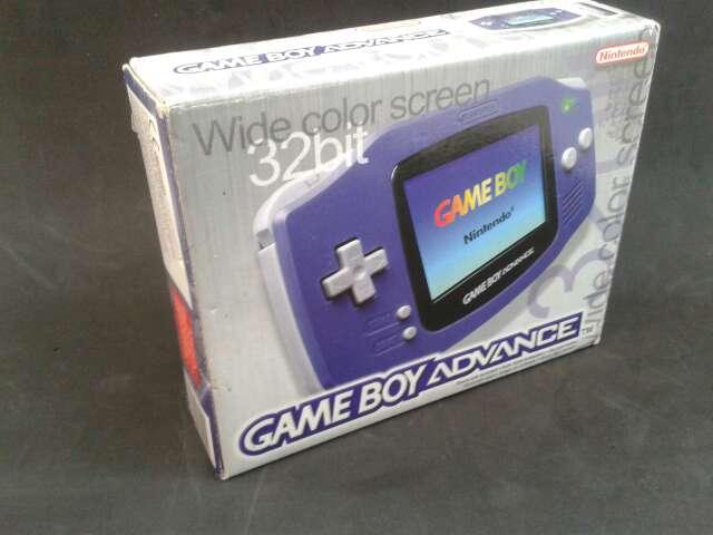 Imagen producto Game Boy Advance Violeta 3