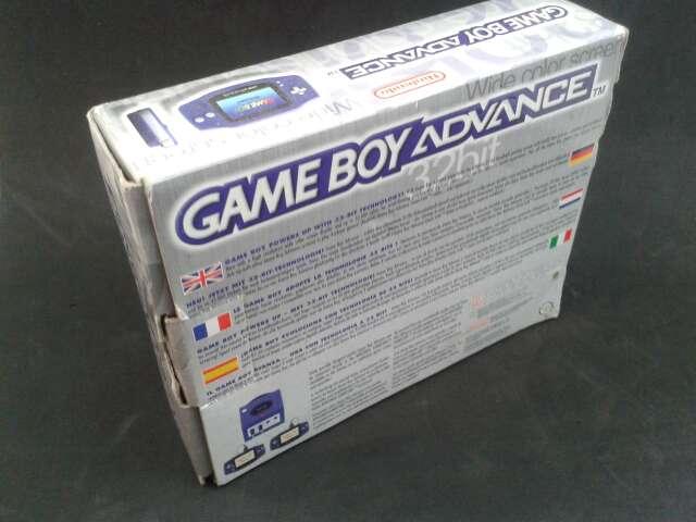 Imagen producto Game Boy Advance Violeta 4