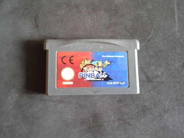 Imagen Pokémon Pinball