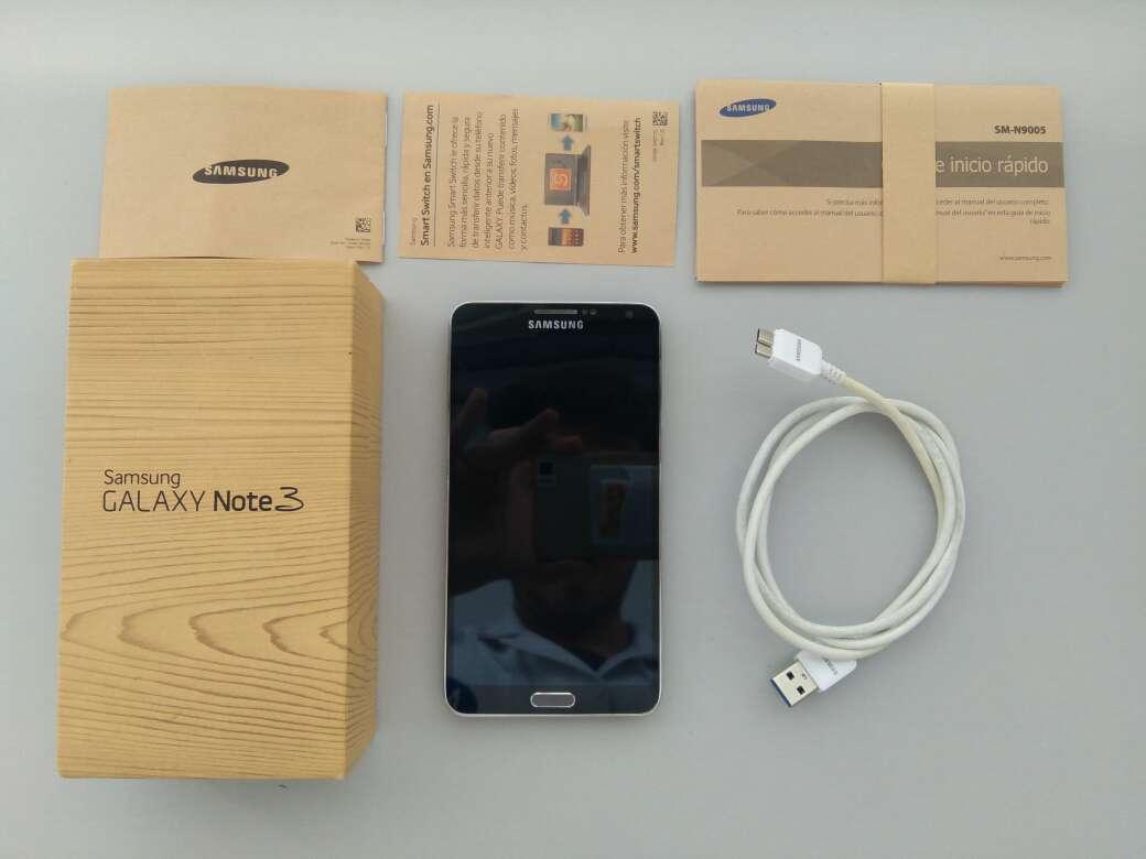 Imagen producto Samsung Galaxy Note 3 - 32GB - GARANTÍA 2