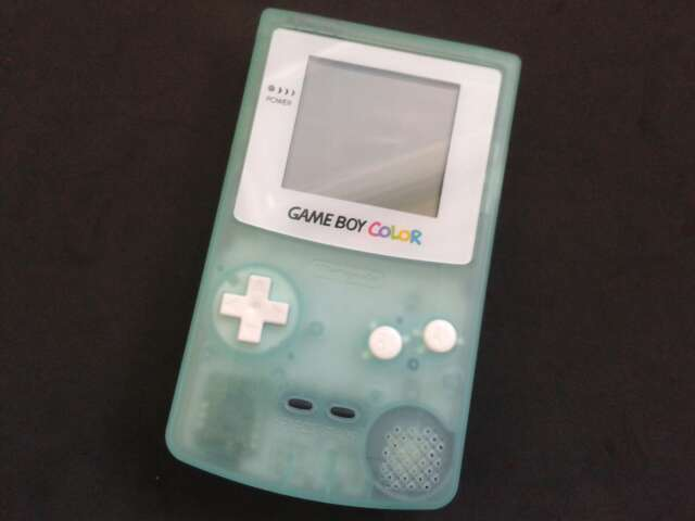 Imagen Game Boy Color Luminiscente