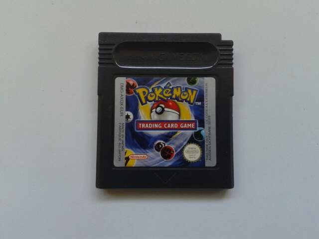 Imagen Pokémon Tranding Card