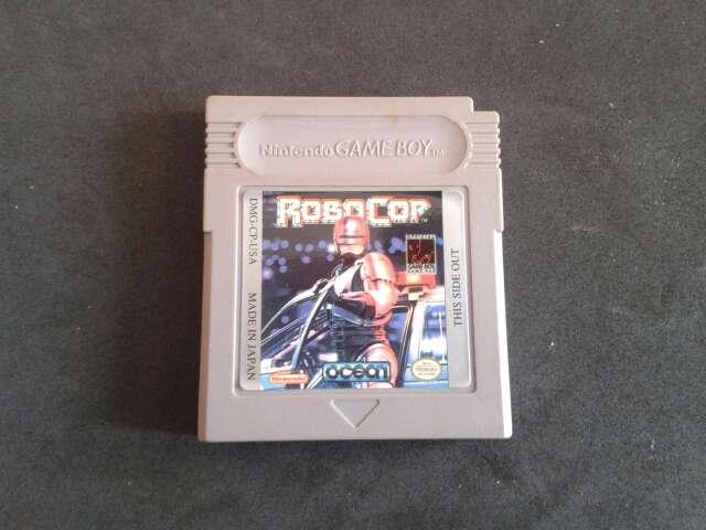 Imagen Robocop Game Boy