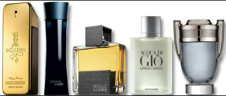 Imagen Perfumes Hombre-Mujer-Infantil