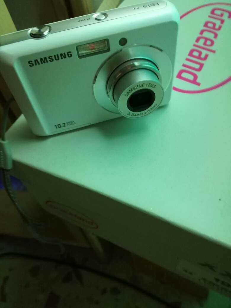 Imagen fotocamera digitale samsung
