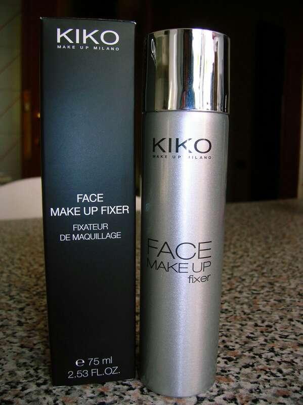 Imagen KIKO Spray fijador del maquillaje. A estrenar