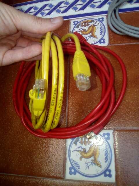 Imagen cables adaptadores